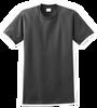G2000T Black T-Shirt Short Sleeve Tall by Gildan