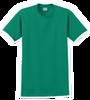 G2000B Kelly Green Youth T-Shirt Short Sleeve by Gildan