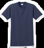 G2000B Navy Blue Youth T-Shirt Short Sleeve by Gildan