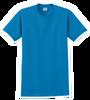 G2000B Sapphire Youth T-Shirt Short Sleeve by Gildan