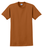 G2000B Texas Orange Youth T-Shirt Short Sleeve by Gildan
