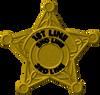 DECO-STK-EMB-LE-BADGE- STAR-5PT-GOLD-1