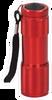 "GFT075-77 - 3 3/8"" 9-LED Laserable Flashlight with Strap"