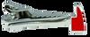 ACCS-3990N-NICKEL: Nickel Fire Axe Tie Bar, Enameled & Plated By Hero's Pride