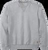 Heather Grey CTK124 Carhartt 10.5 oz Midweight Crew Neck Sweatshirt
