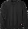 Black CTK124 Carhartt 10.5 oz Midweight Crew Neck Sweatshirt