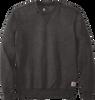 Carbon Heather CTK124 Carhartt 10.5 oz Midweight Crew Neck Sweatshirt