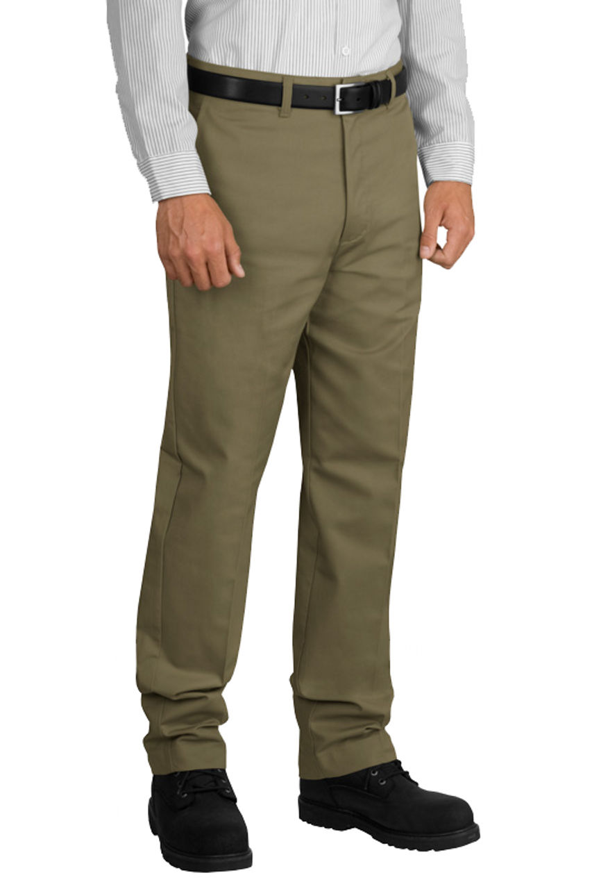 PT20 Khaki Industrial Work Pant by Red Kap and Eagle Media Inc.