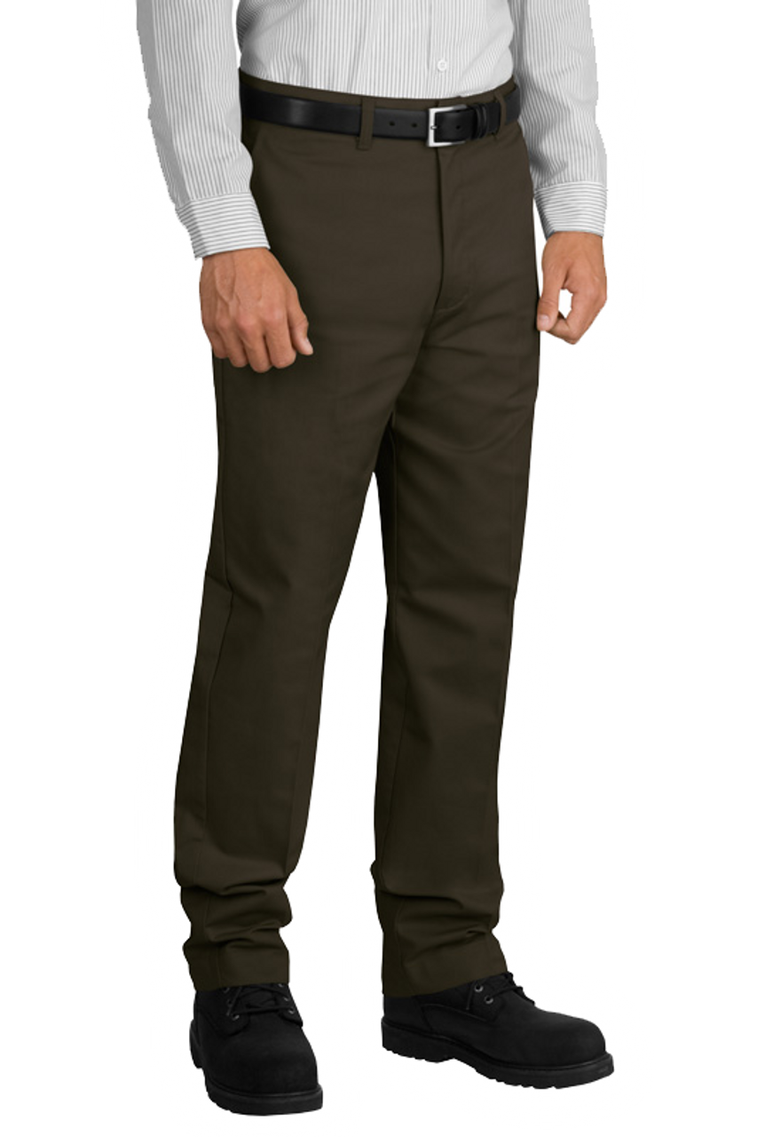 PT20 Brown Industrial Work Pant by Red Kap and Eagle Media Inc.