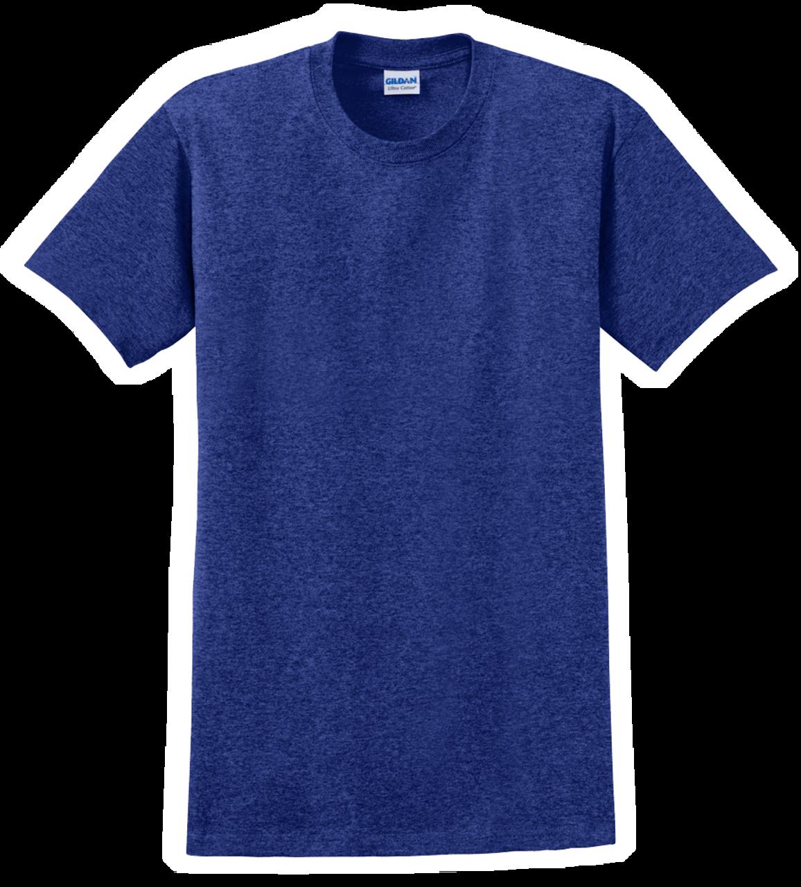 G2000 Antique Royal T-Shirt Short Sleeve by Gildan