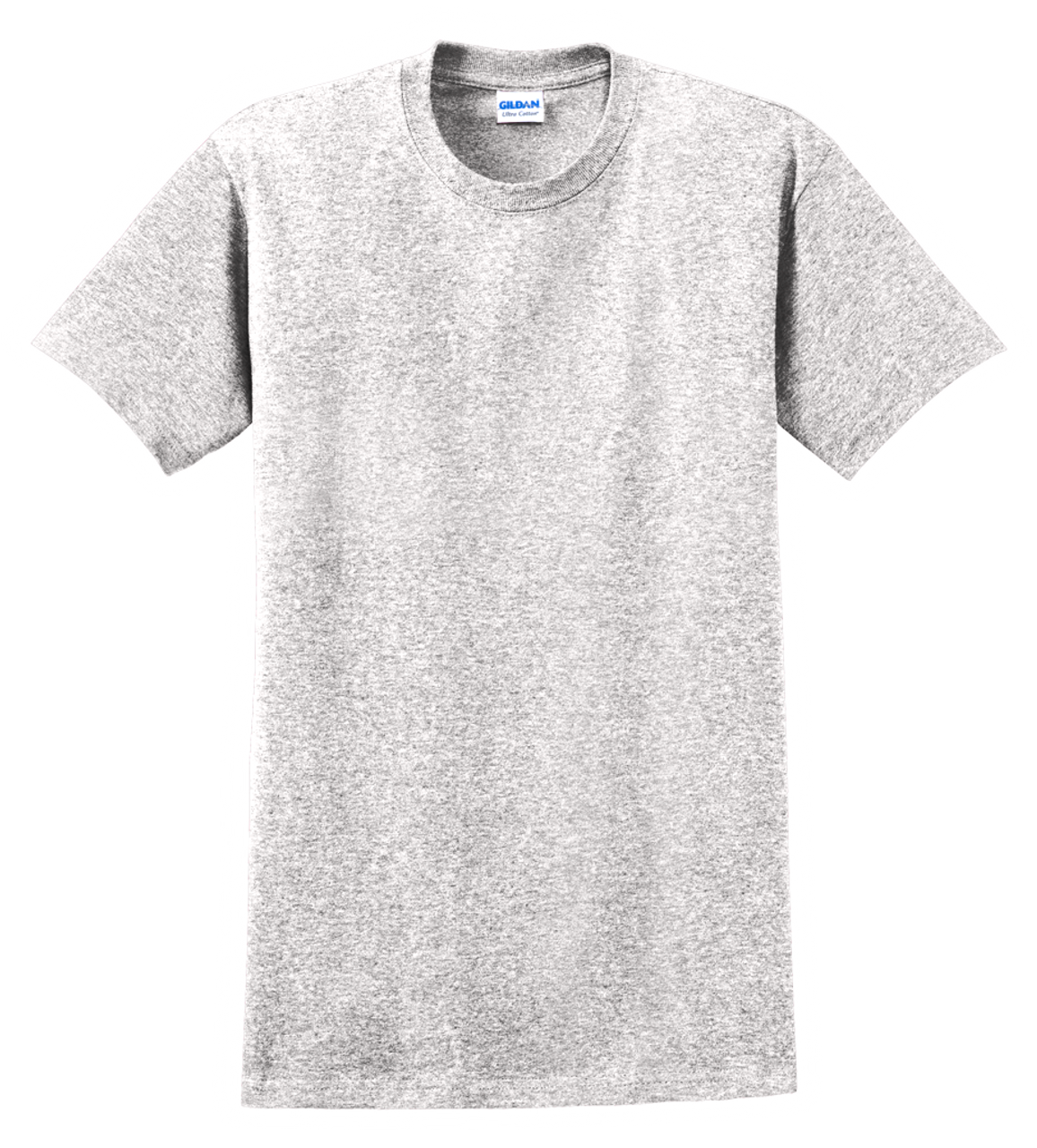 G2000 Ash T-Shirt Short Sleeve by Gildan