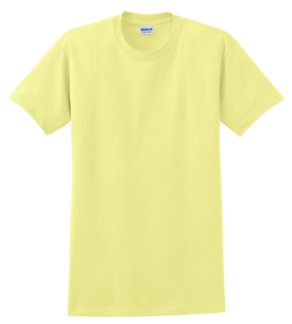 G2000 Citrus Yellow T-Shirt Short Sleeve by Gildan