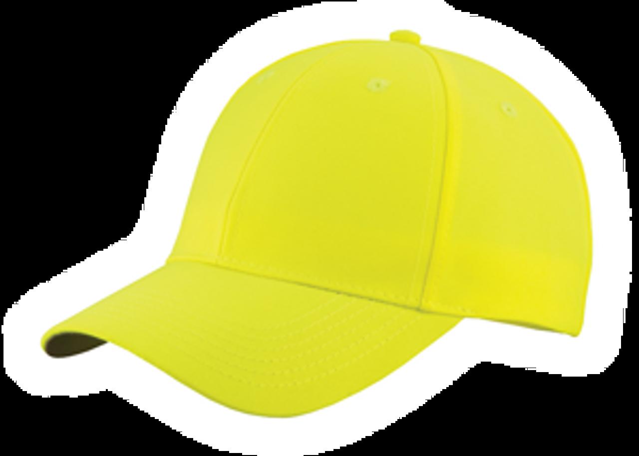 C806: Port Authority Solid Enhanced Visibility Cap