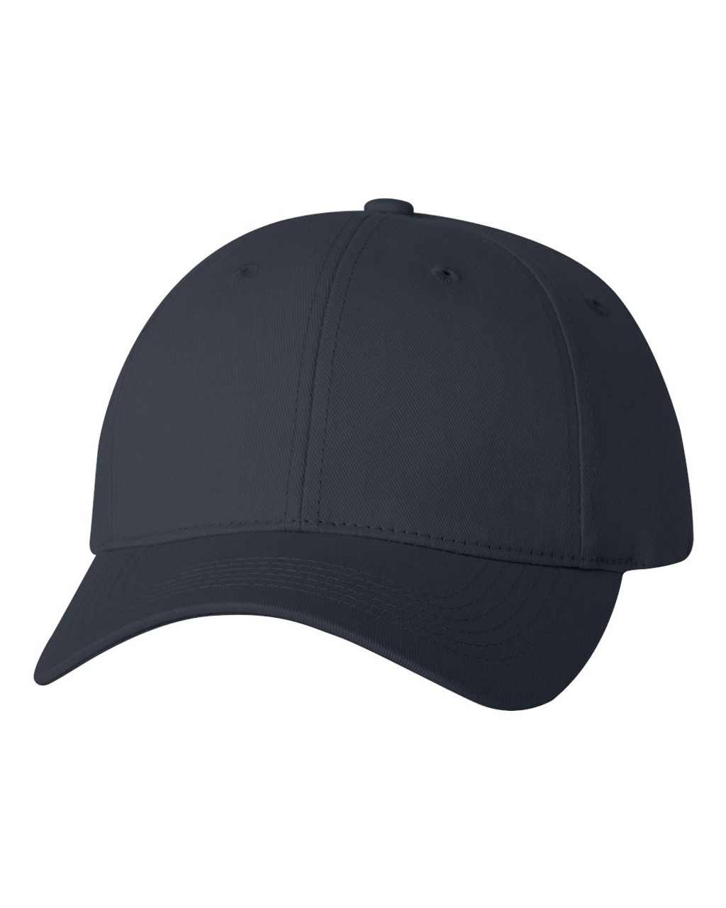 2260 - Twill cap with Velcro Closure by Sportsman in Navy Blue