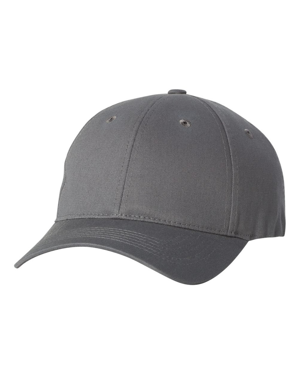 2260 - Twill cap with Velcro Closure by Sportsman in Dark Gray