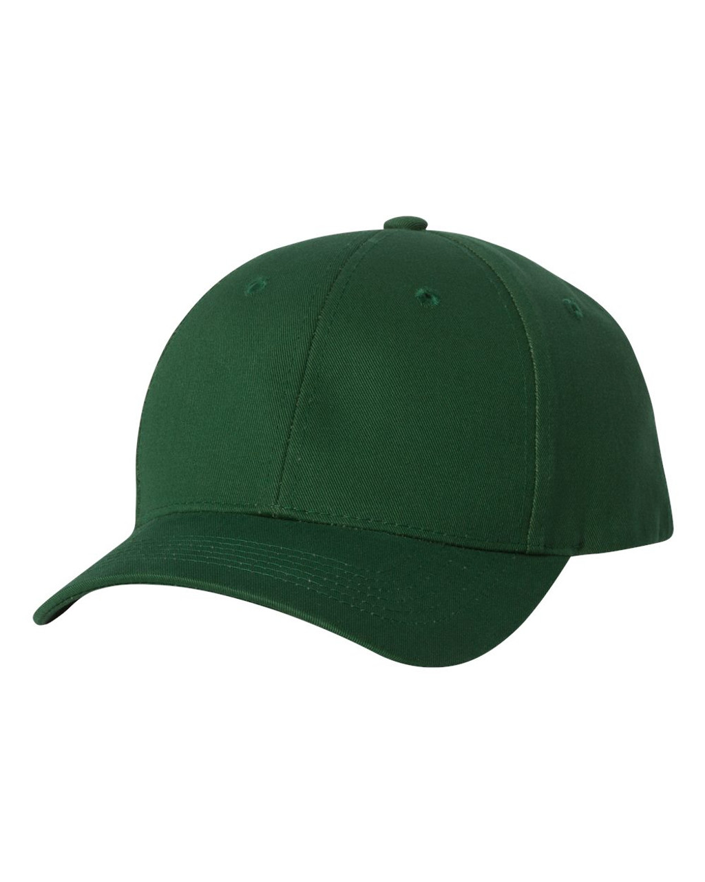 2260 - Twill cap with Velcro Closure by Sportsman in Dark Green