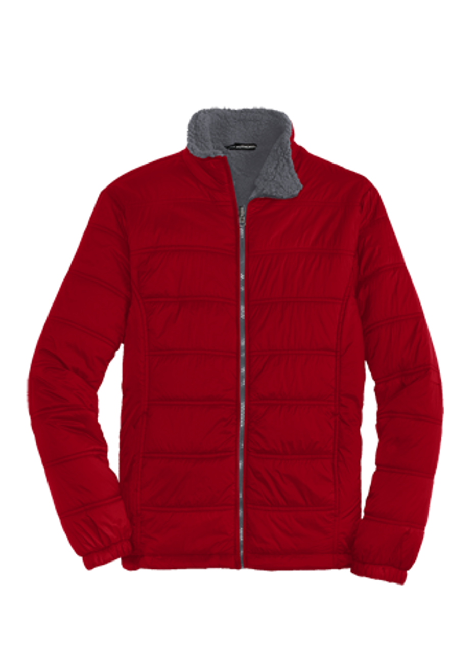 J321 inner shell in Signal Red