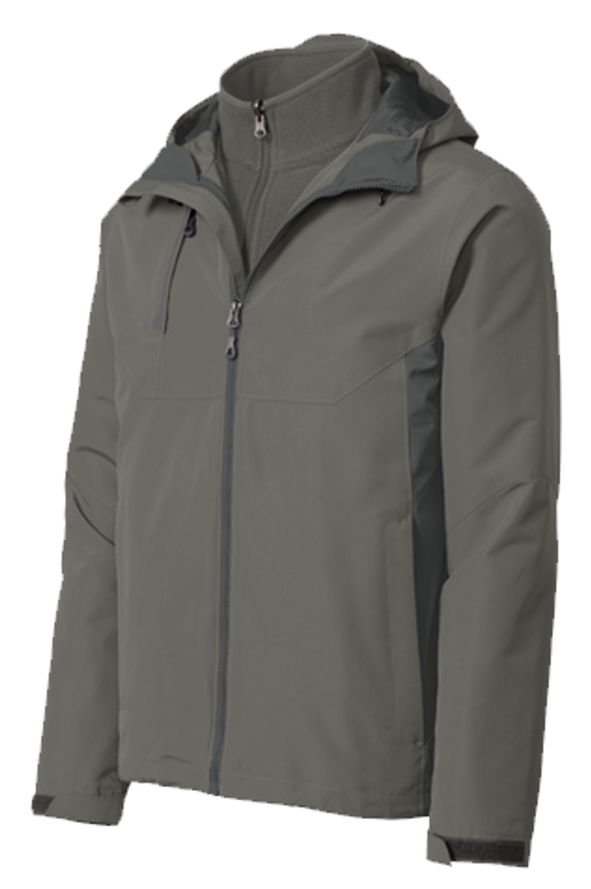 J338: Merge 3-in-1 Jacket by Port Authority