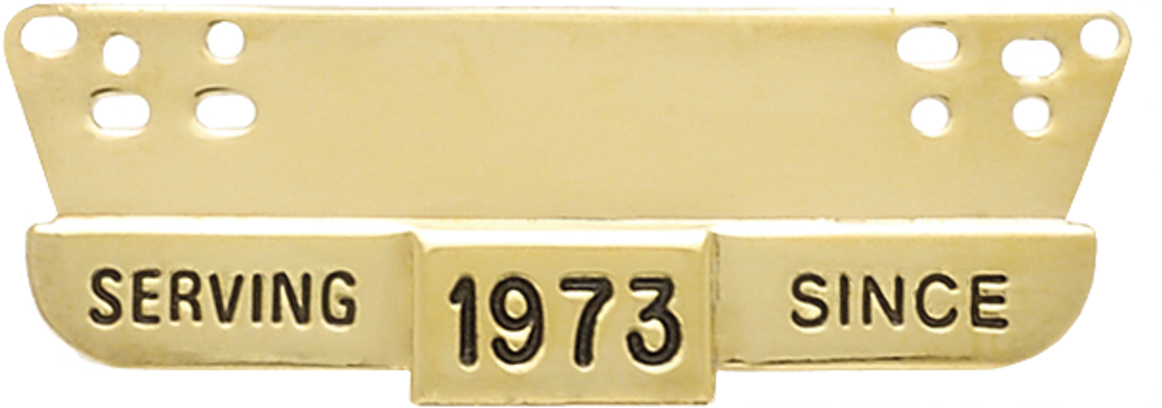 NP105 in Polished Goldtone finish