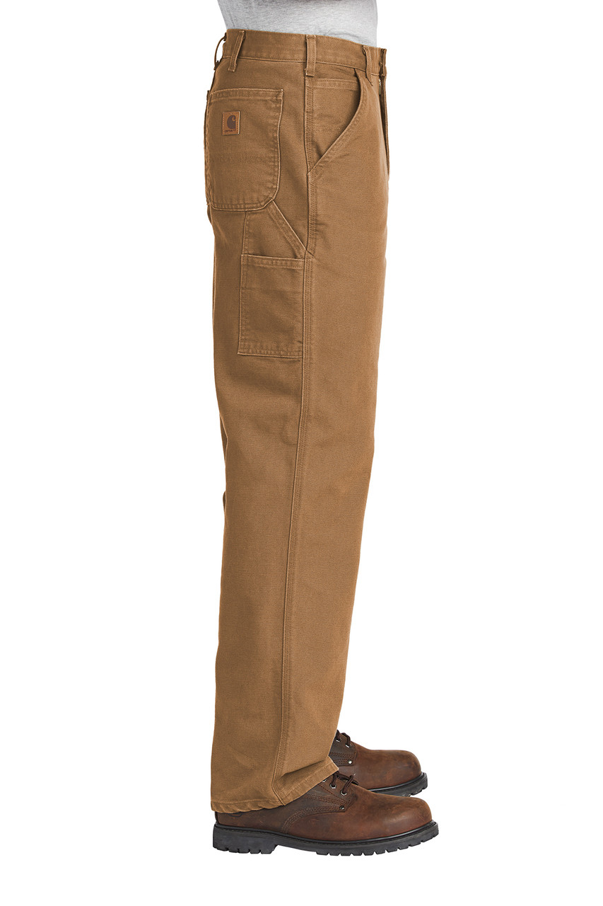 CTB11 Carhartt Brown Model side