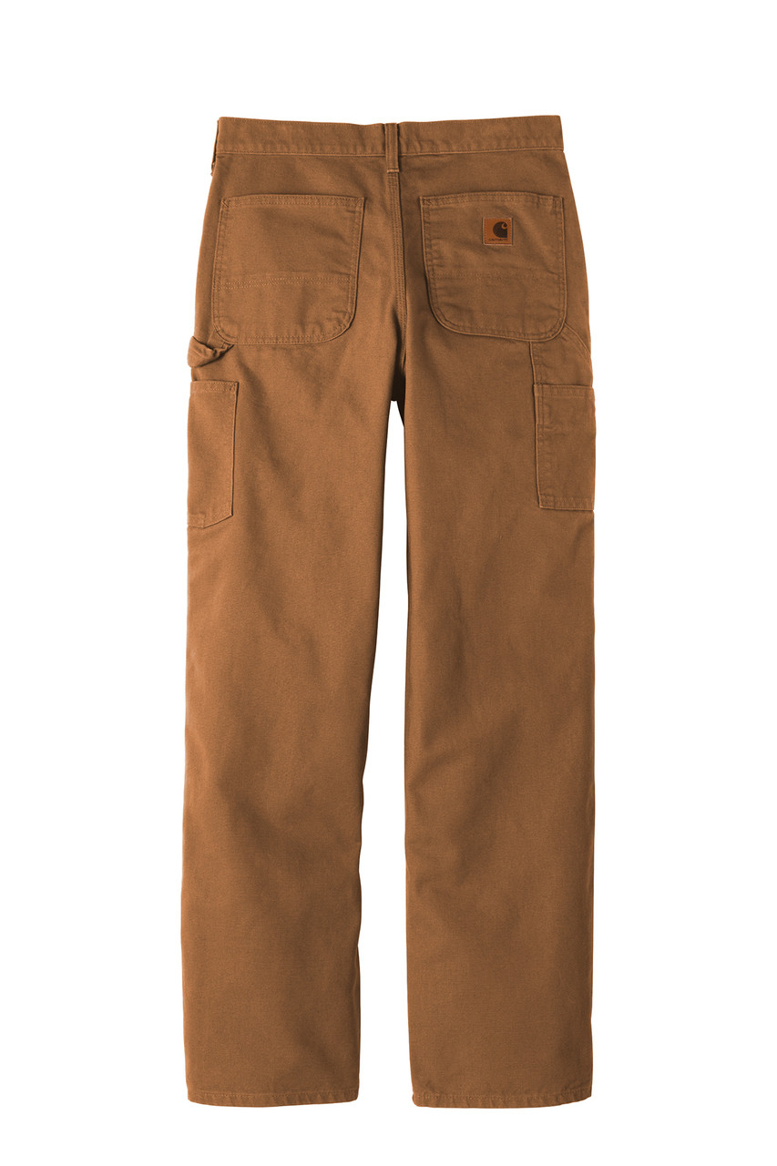 CTB11 Carhartt Brown back