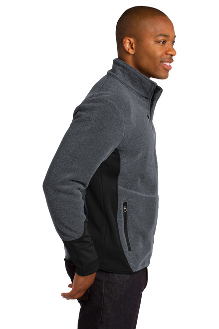 ORK-F227: Port Authority R-Tek Pro Fleece Full-Zip Jacket