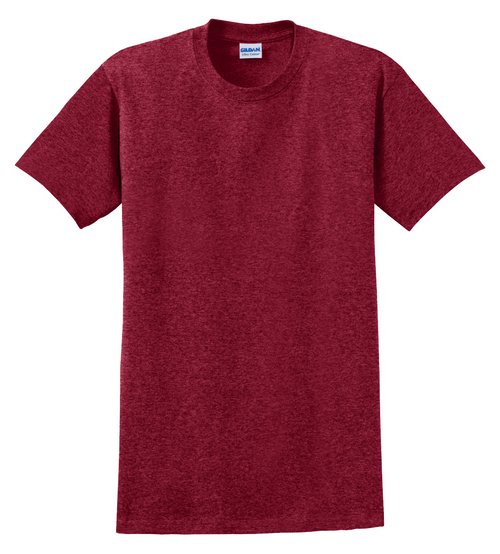 G2000 Antique Cherry T-Shirt Short Sleeve by Gildan
