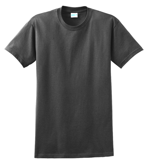 G2000B Black Youth T-Shirt Short Sleeve by Gildan