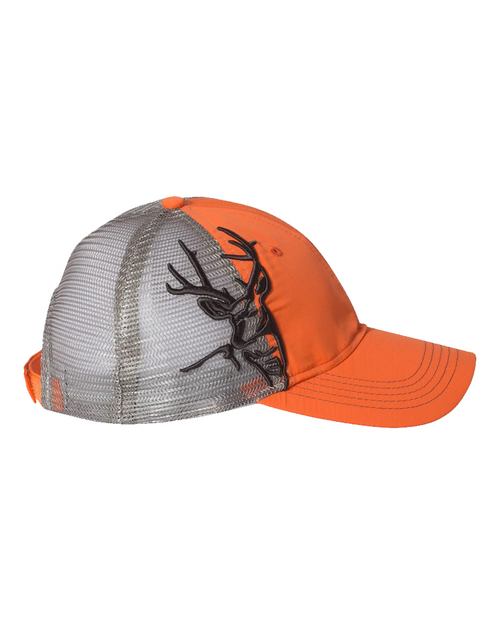3307 in Orange/Graphite with Mesh Back