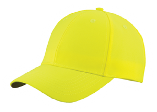 C806: Port Authority Solid Enhanced Visibility Cap