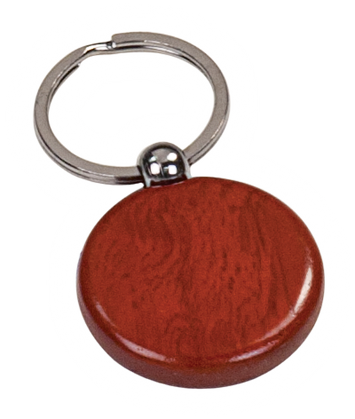 "GFT503 - 1 1/2"" Finish Round Keychain"