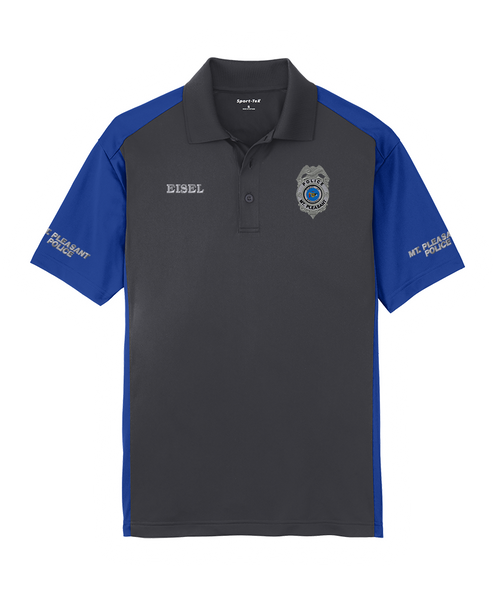 MTPD-ST652 in Iron Grey/Royal - Officer/Patrol style