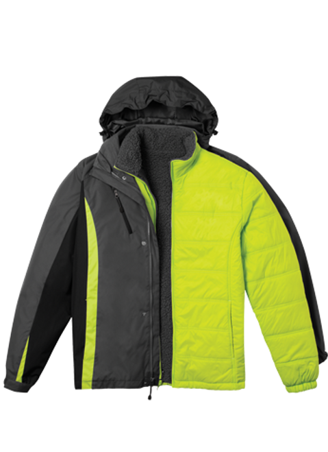 ORK-J321: Colorblock 3-in-1 Jacket by Port Authority