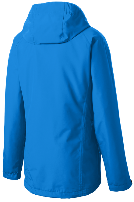 AQ-L333: Ladies Torrent Waterproof Embroidered Jacket by Port Authority