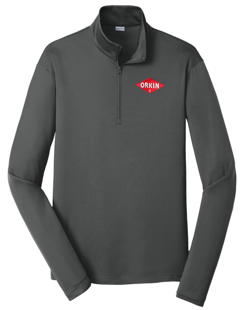 ORK-ST357: PosiCharge Competitor 1/4-Zip Pullover by Sport-Tek