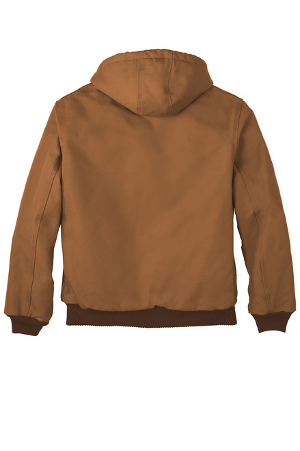 CTSJ140 Carhartt Brown Back