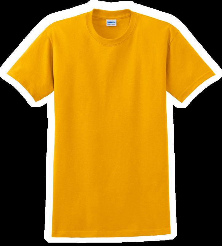 G2000B Gold Youth T-Shirt Short Sleeve by Gildan
