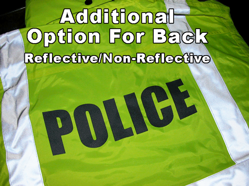 Additional Option for Back