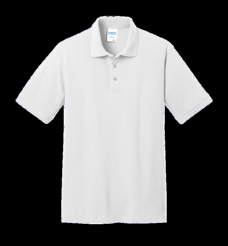 KP155: Core Blend Pique Polo by Port & Company
