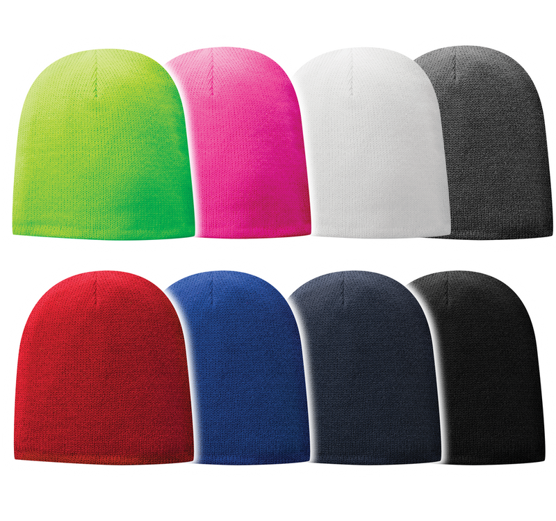 CP91L: Fleece-Lined Beanie Cap by Port Authority