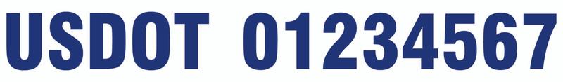 Blue - Swiss Font