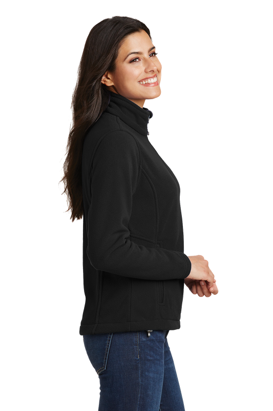L217: Ladies Value Fleece Jacket by Port Authority