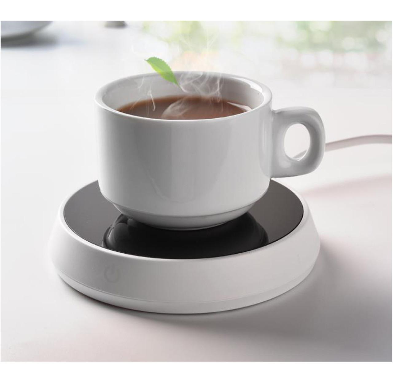 Electric Heated Mug Warmer with Auto Shut Off! .99 (REG .99) at Until Gone!
