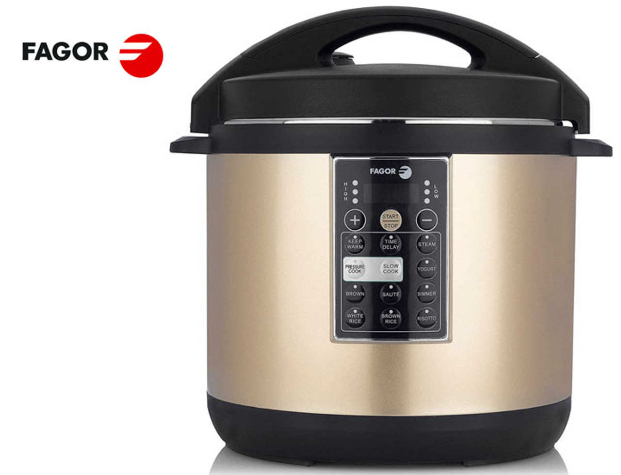 Fagor Versa Lux 8-Qt. 8-in-1 Electric Multicooker
