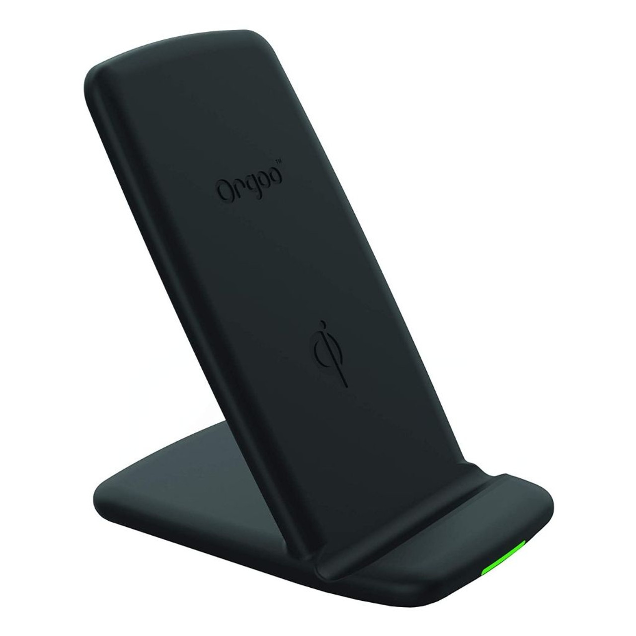Orgoo Qi-Certified Fast Wireless Charger & Smartphone Stand $11.99 (60% OFF)