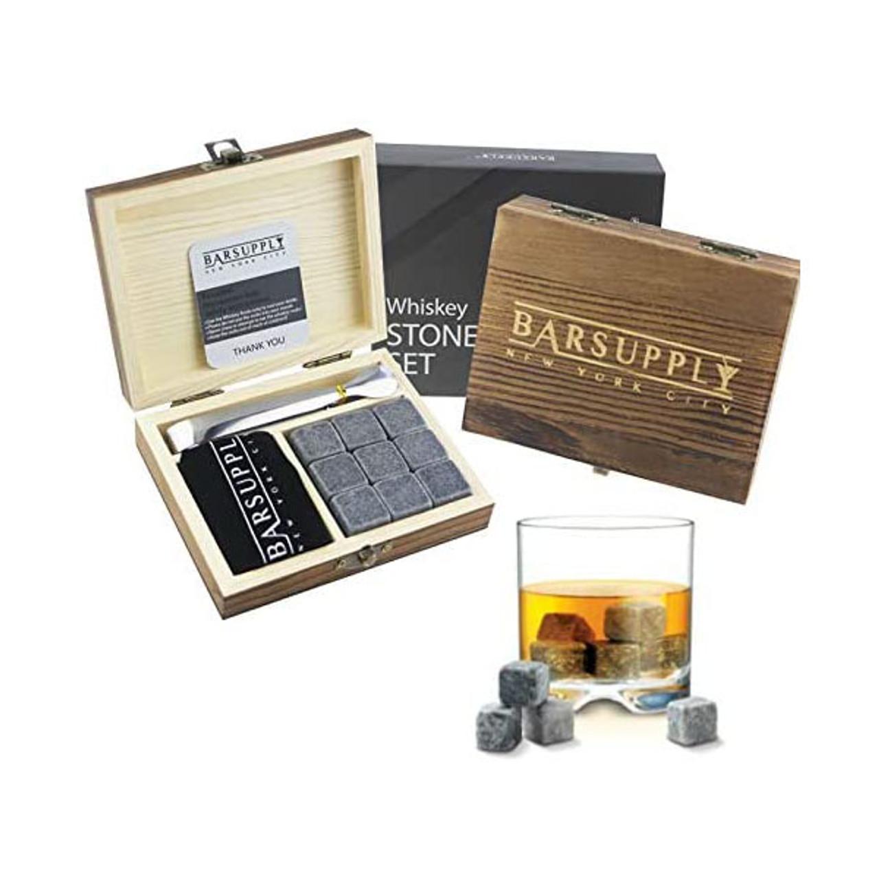 12-Piece Whiskey Stone Set