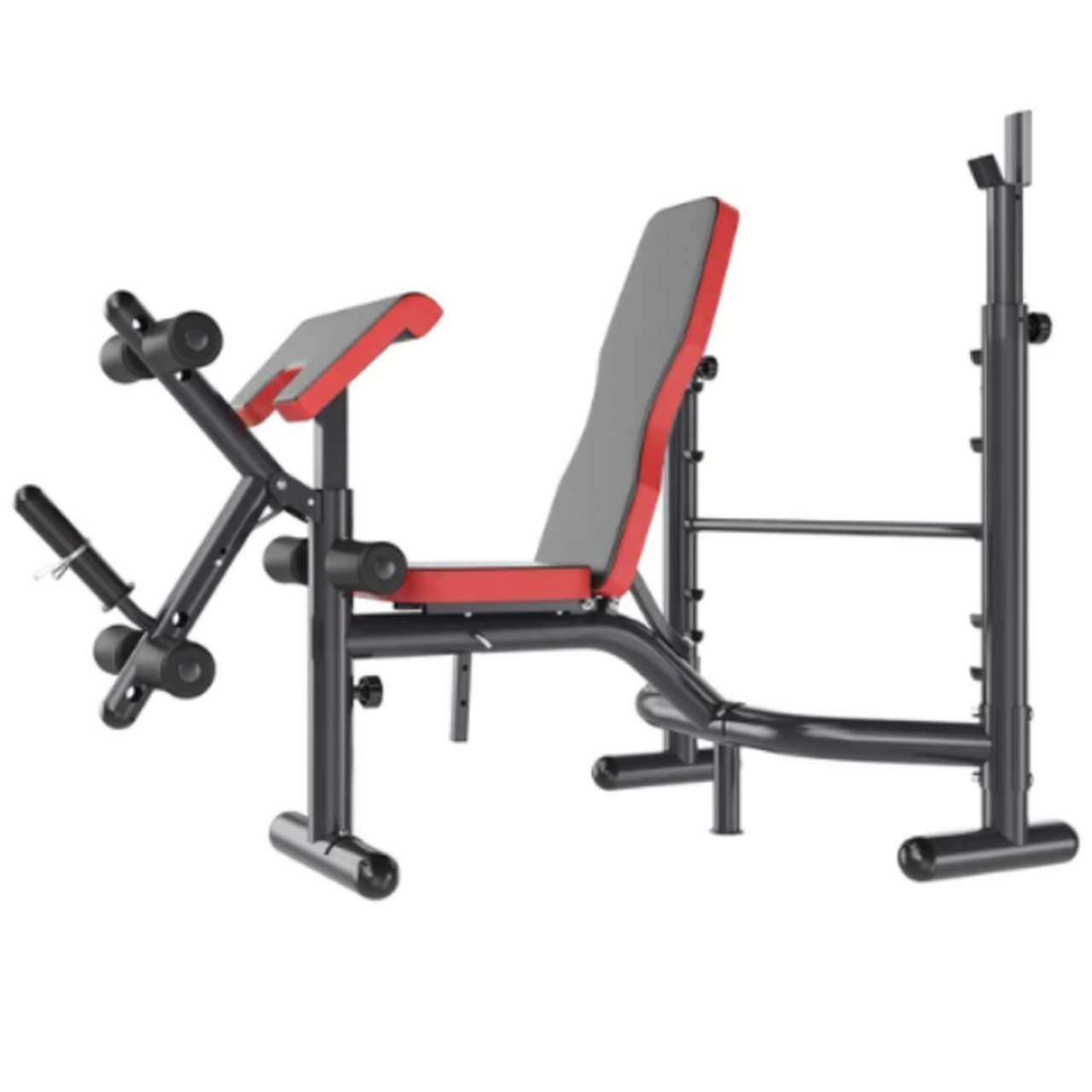 Heavy-duty Multi-function Workout Bench