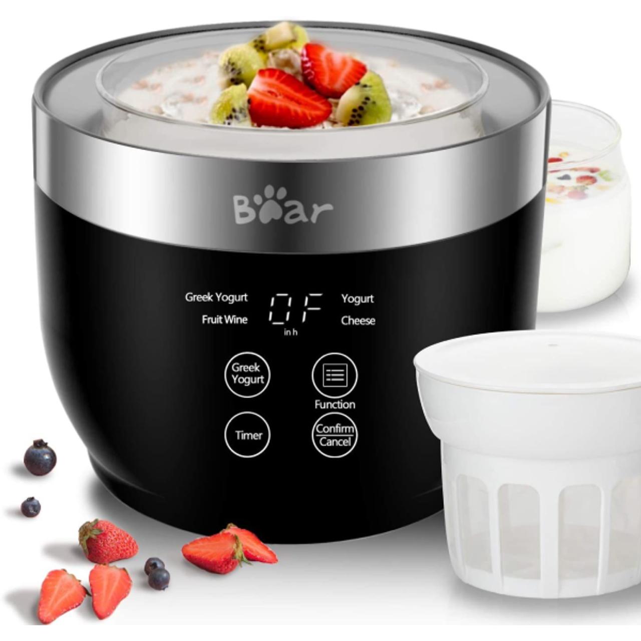 Automatic Digital Yogurt Maker! .99 (REG .99) + Free Shipping at Until Gone!