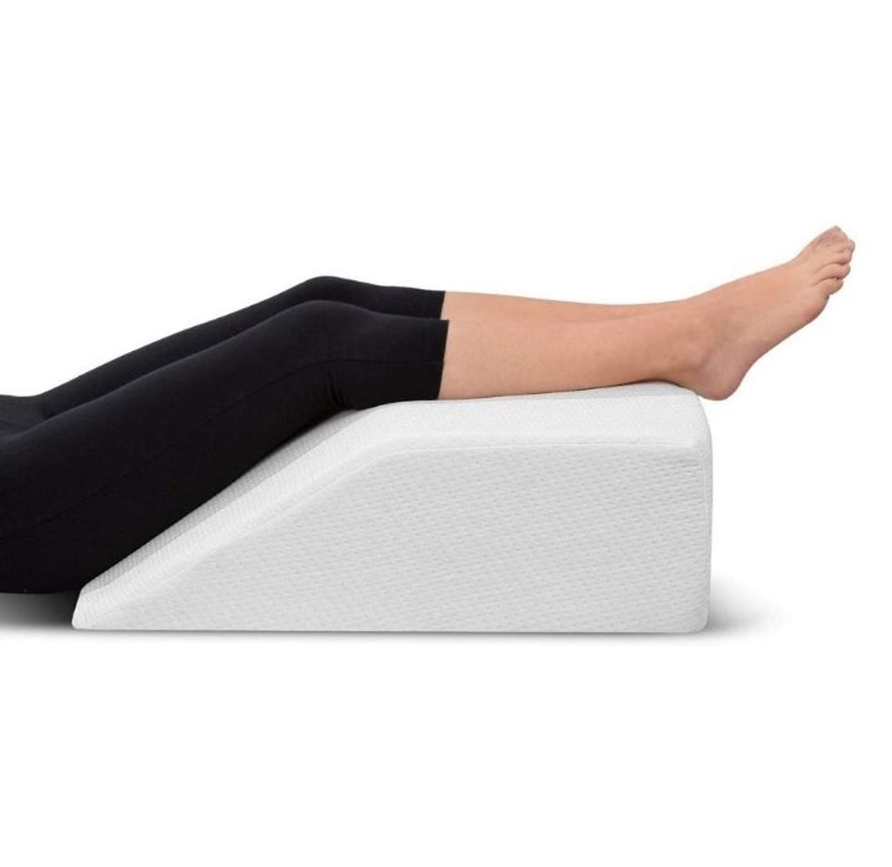 Memory Foam Topped Leg Elevation Pillow! .99  (REG .99) + Free Shipping at Until Gone!