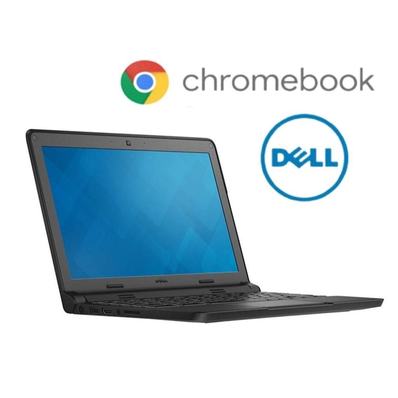 "Dell Chromebook 11.6"", Intel Dual-Core, 4GB Ram, 16GB eMMC, Chrome OS $89.99 (64% OFF)"